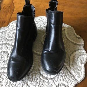 Parklane black booties